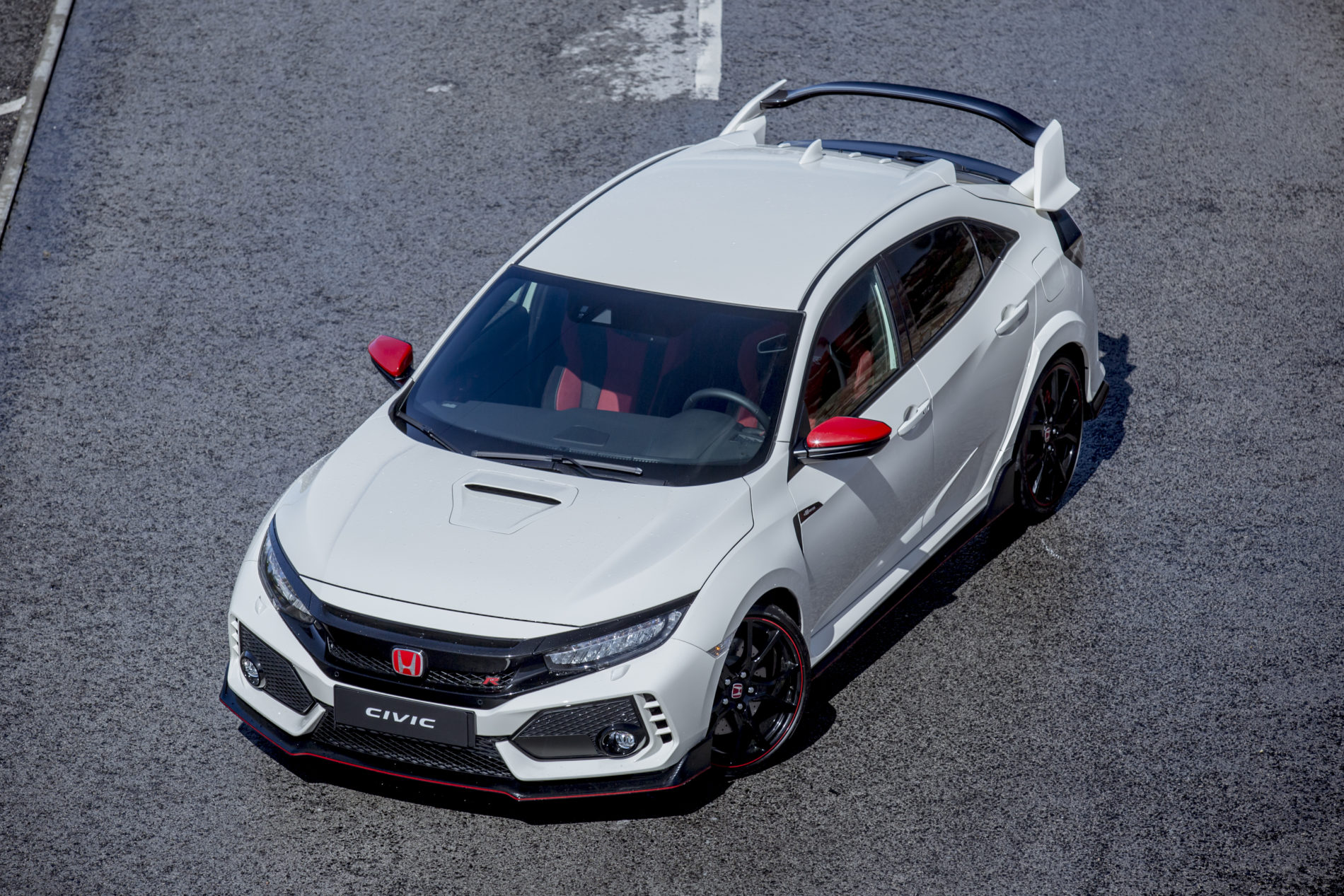 Honda Civic Type R #18 2018