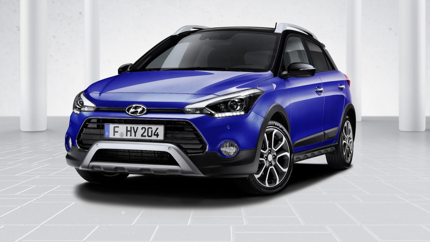 Hyundai i20 Active Restyling 2018
