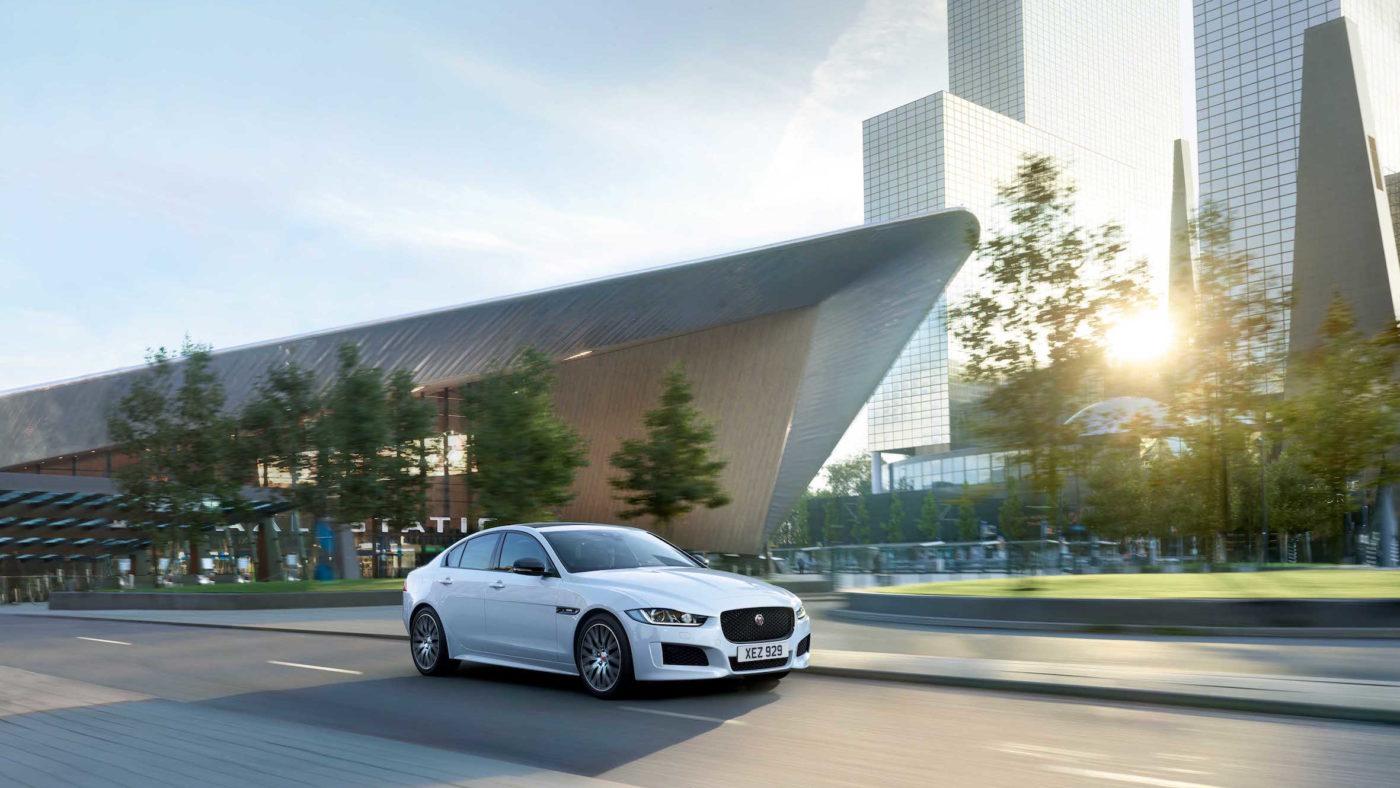 Jaguar XE Landmark Edition 2018