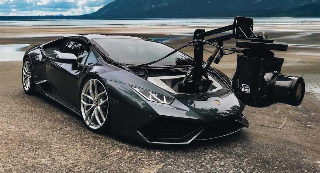 Lamborghini Huracam 2018