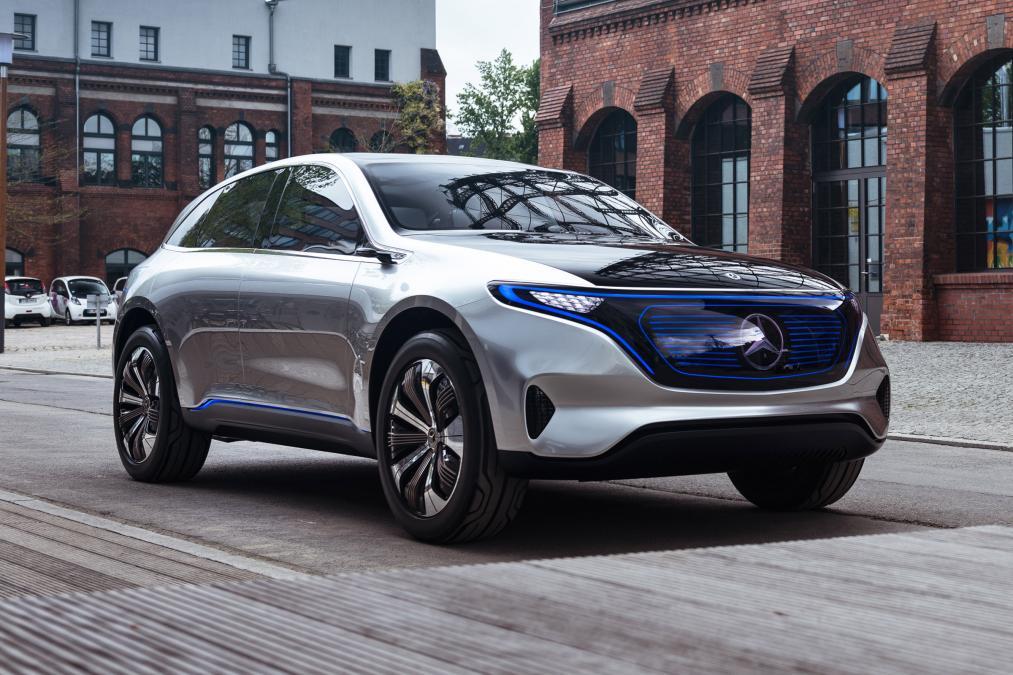 Mercedes-Benz EQ C