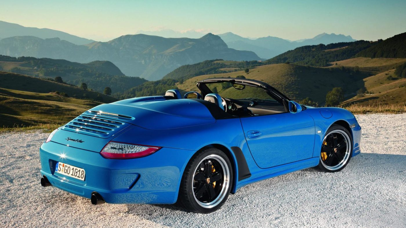 Porsche 911 Speedster 2010