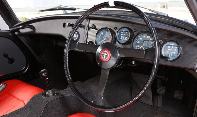 Toyota Sport 800 1965