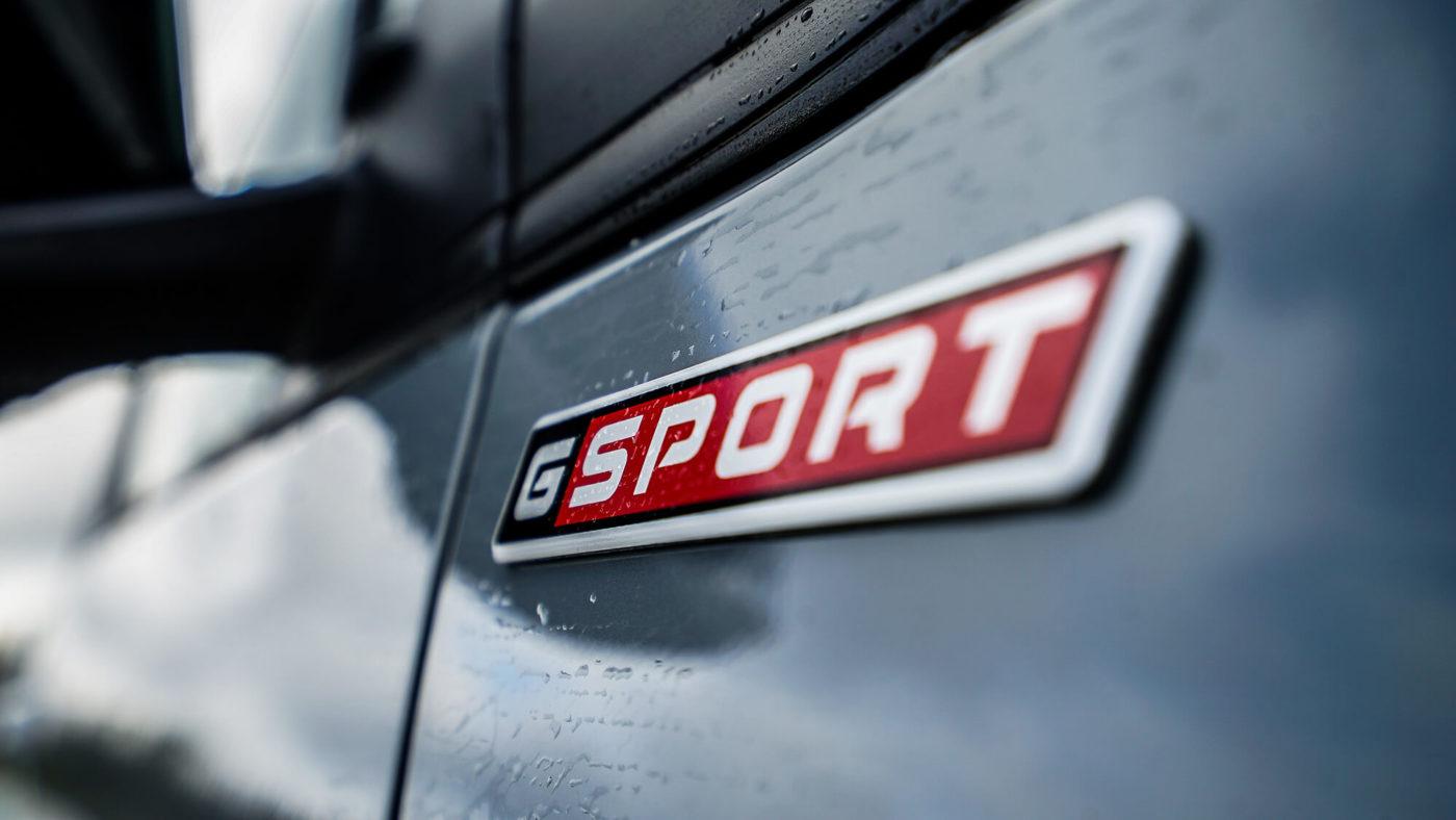 Toyota Yaris GSPORT 1.5