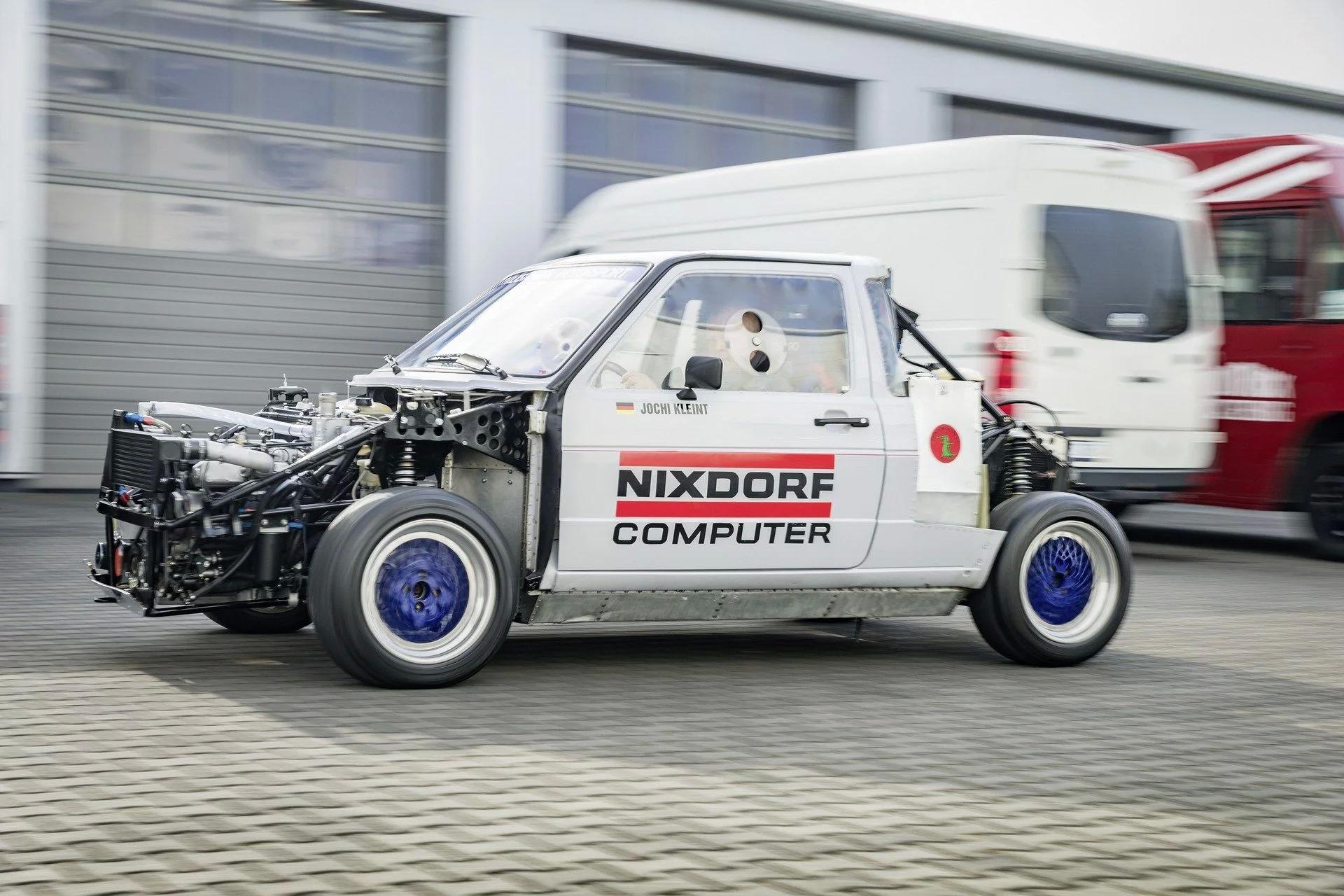 Volkswagen Golf BiMotor