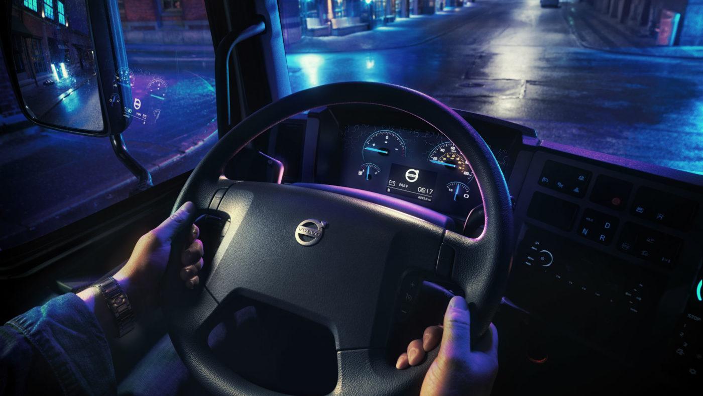 Volvo FL Eletrico 2018