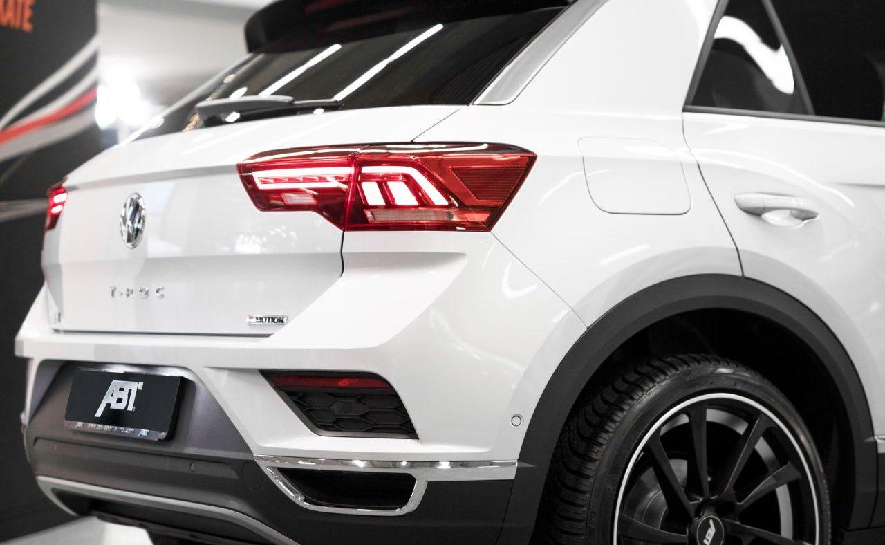 Volkswagen T-Roc ABT 2018