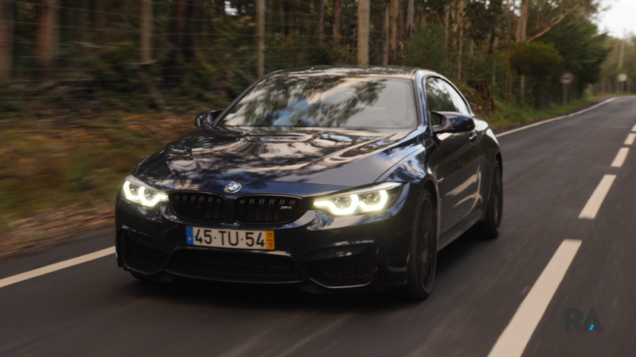 bmw m4 ompetition