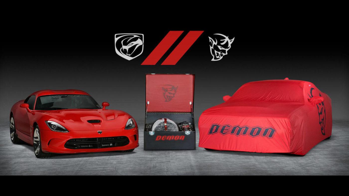 Dodge Viper e Dodge Demon
