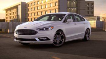 Ford Fusion EUA 2018