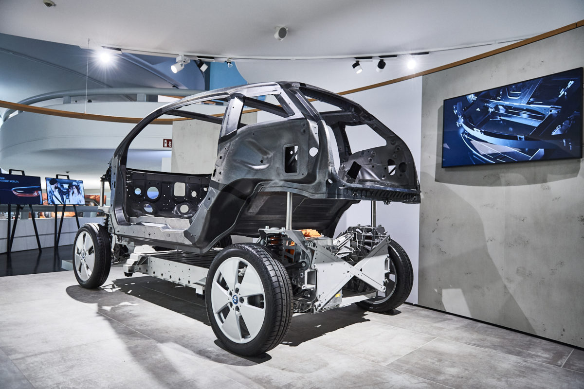 BMW i. Visionary Mobility