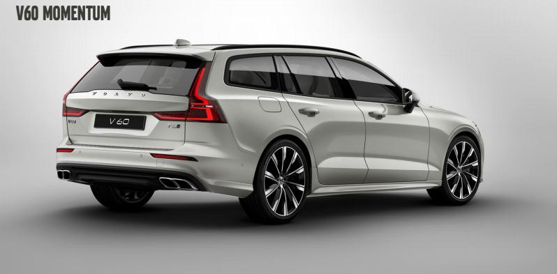Nova Volvo V60 Momentum