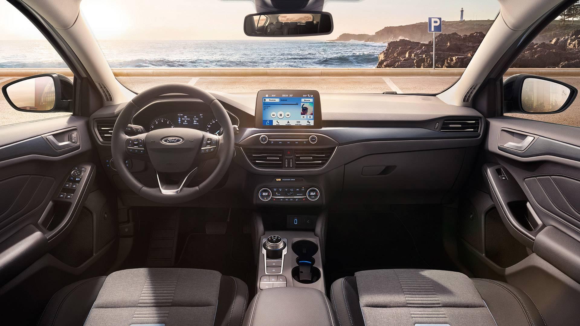 novo ford focus 2018