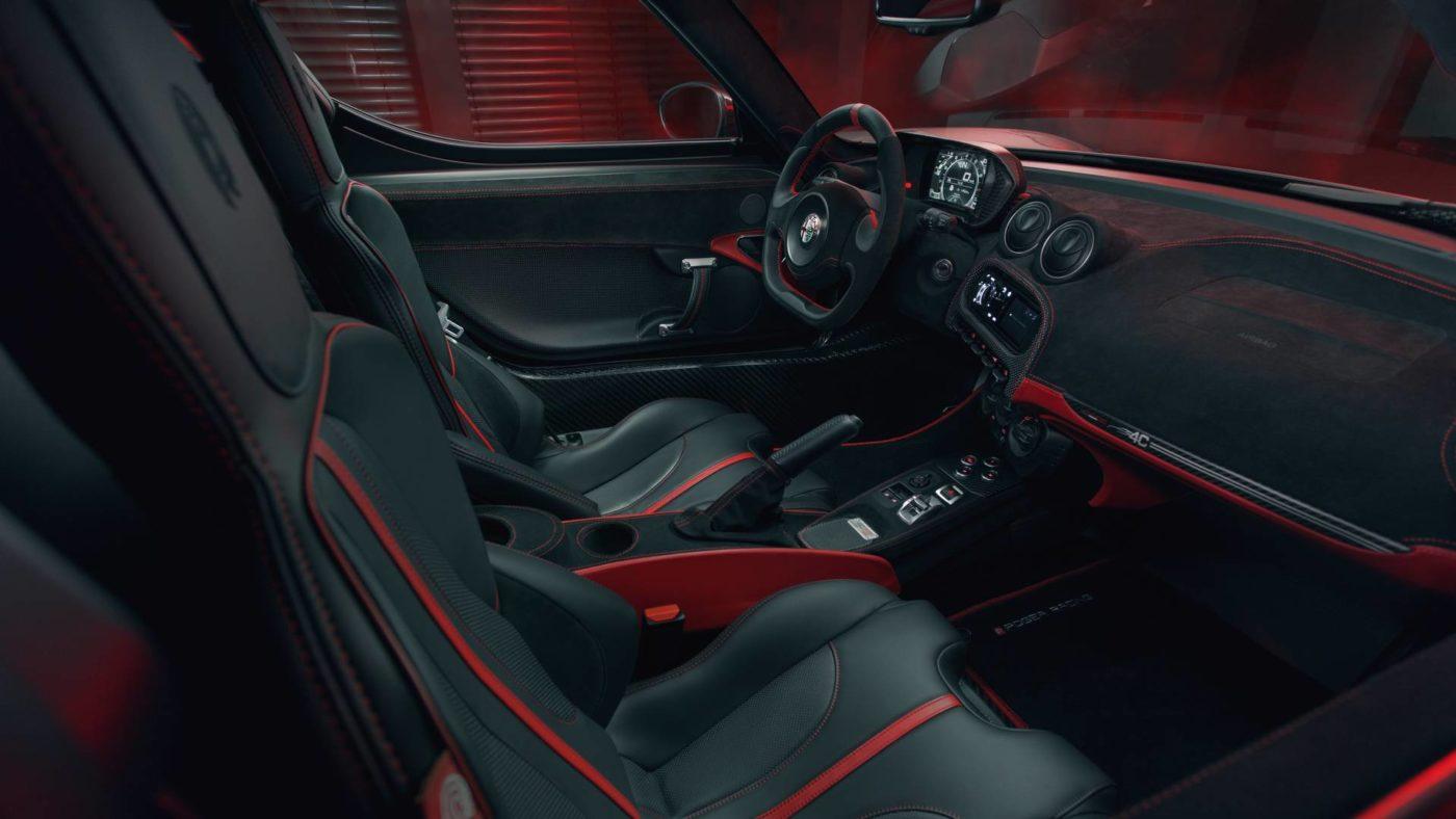 Pogea Alfa Romeo 4C Nemesis 2018