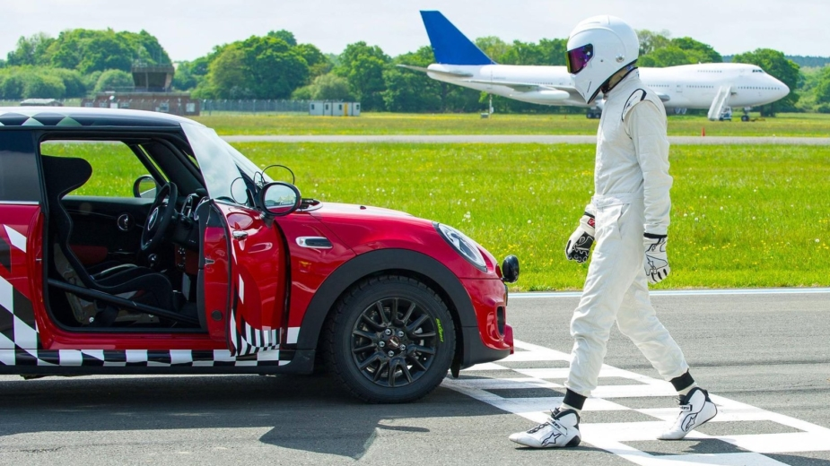 Top Gear, The Stig