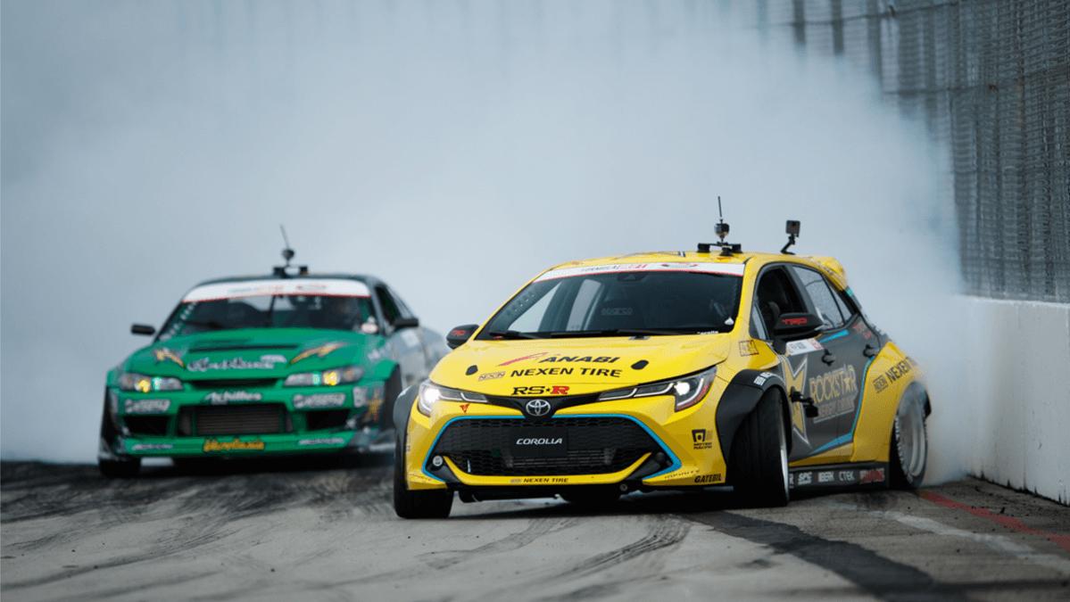 Toyota Auris Formula Drift