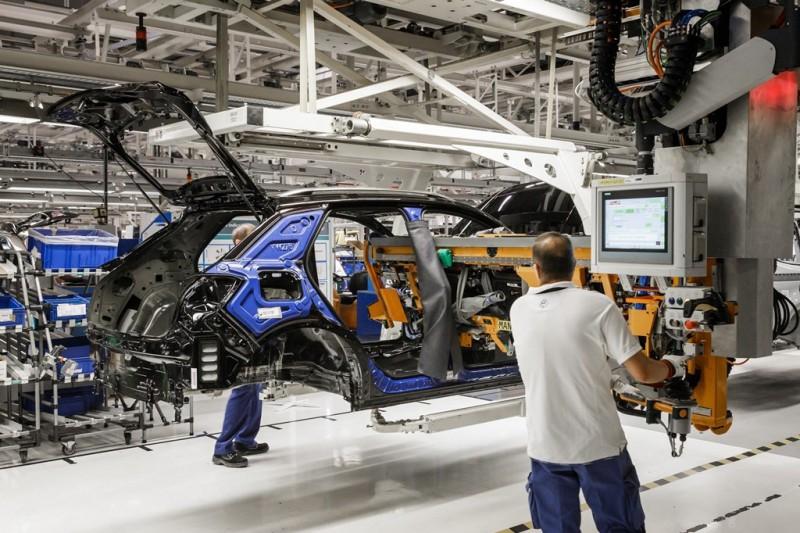 Autoeuropa, produção Volkswagen t-Roc