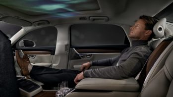 Volvo S90 Ambience Concept 2018