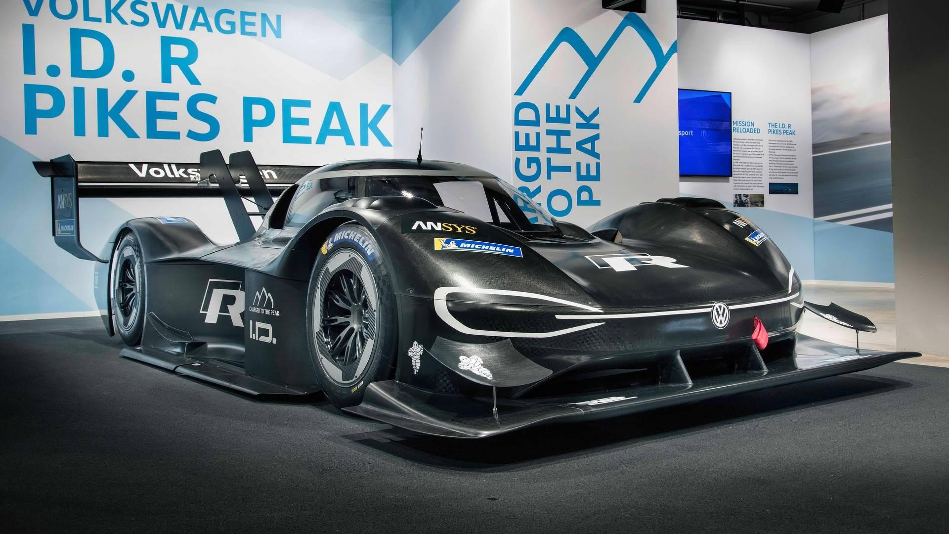 Volkswagen I.D. R Pikes Peak 2018
