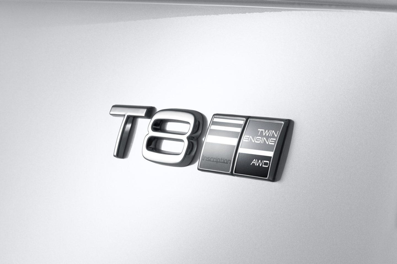 Volvo S90/V90 T8 emblema 2018