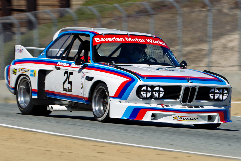 BMW 3.0 CSL Race Car 1973