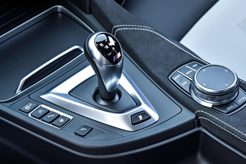 BMW M3 CS 2018 Caixa DCT