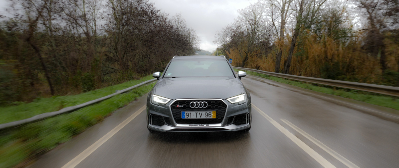 Audi RS 3 TESTE REVIEW PORTUGAL