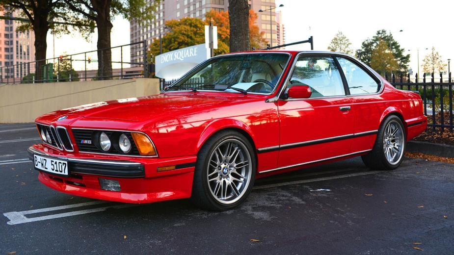 BMW M6 E24 1983