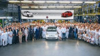 Fiat 500 Dois Milhões 2018