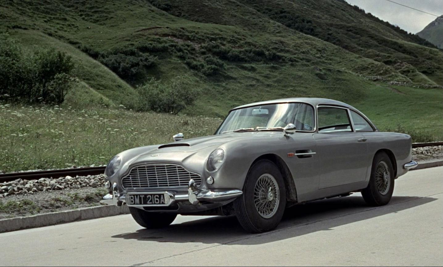 Aston Martin DB5 1964 Goldfinger