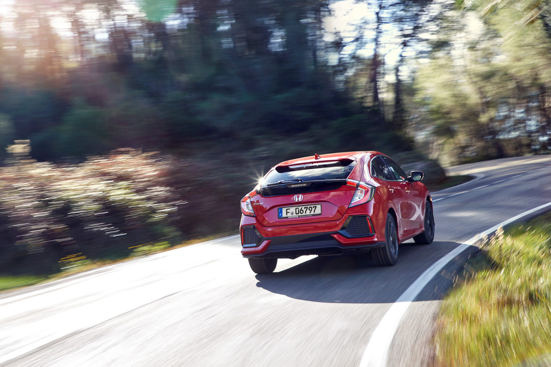 Honda Civic 5 portas