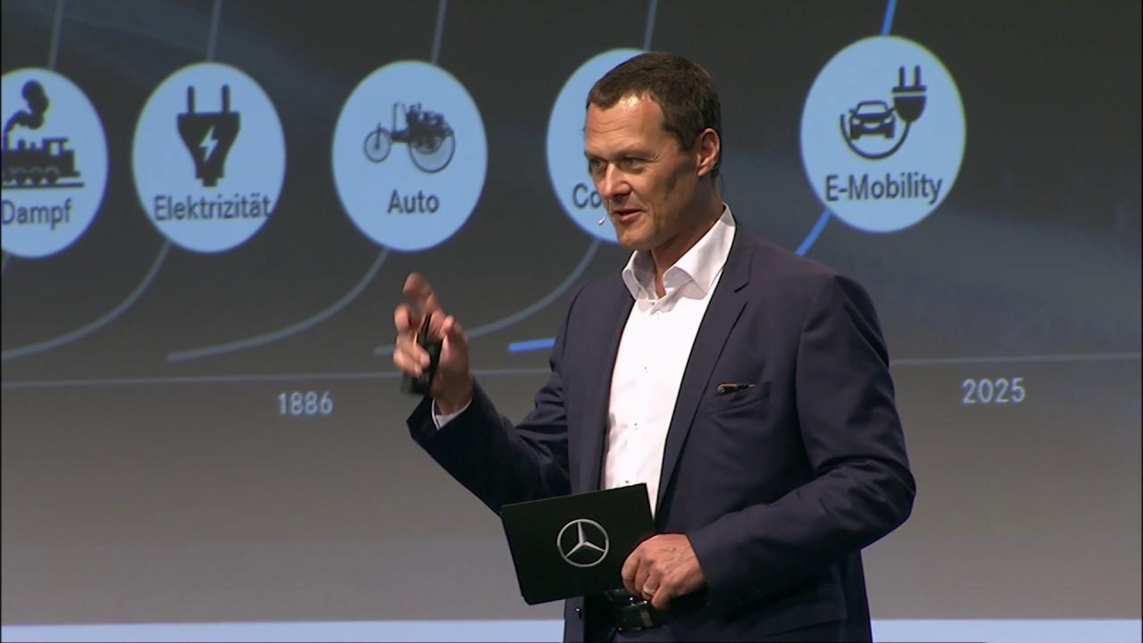 Joerg Heinermann Mercedes 2018