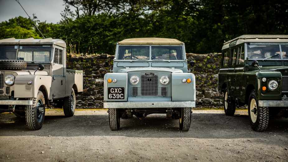 Land Rover Series I 1948