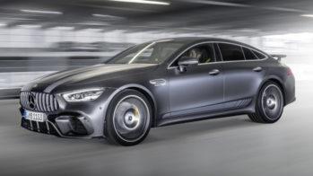 Mercedes-AMG GT 63 S Coupé 4 portas Edition 1