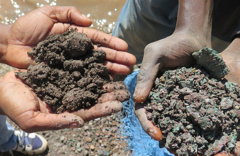 Mineração Cobalto Amnistia Internacional 2018