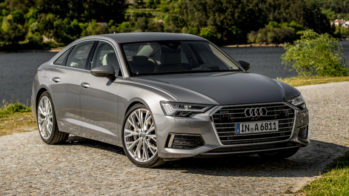 Novo Audi A6 (c8)