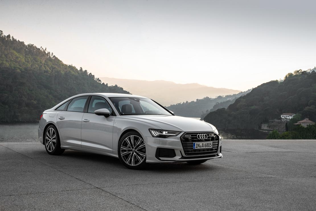 Novo Audi A6 C8
