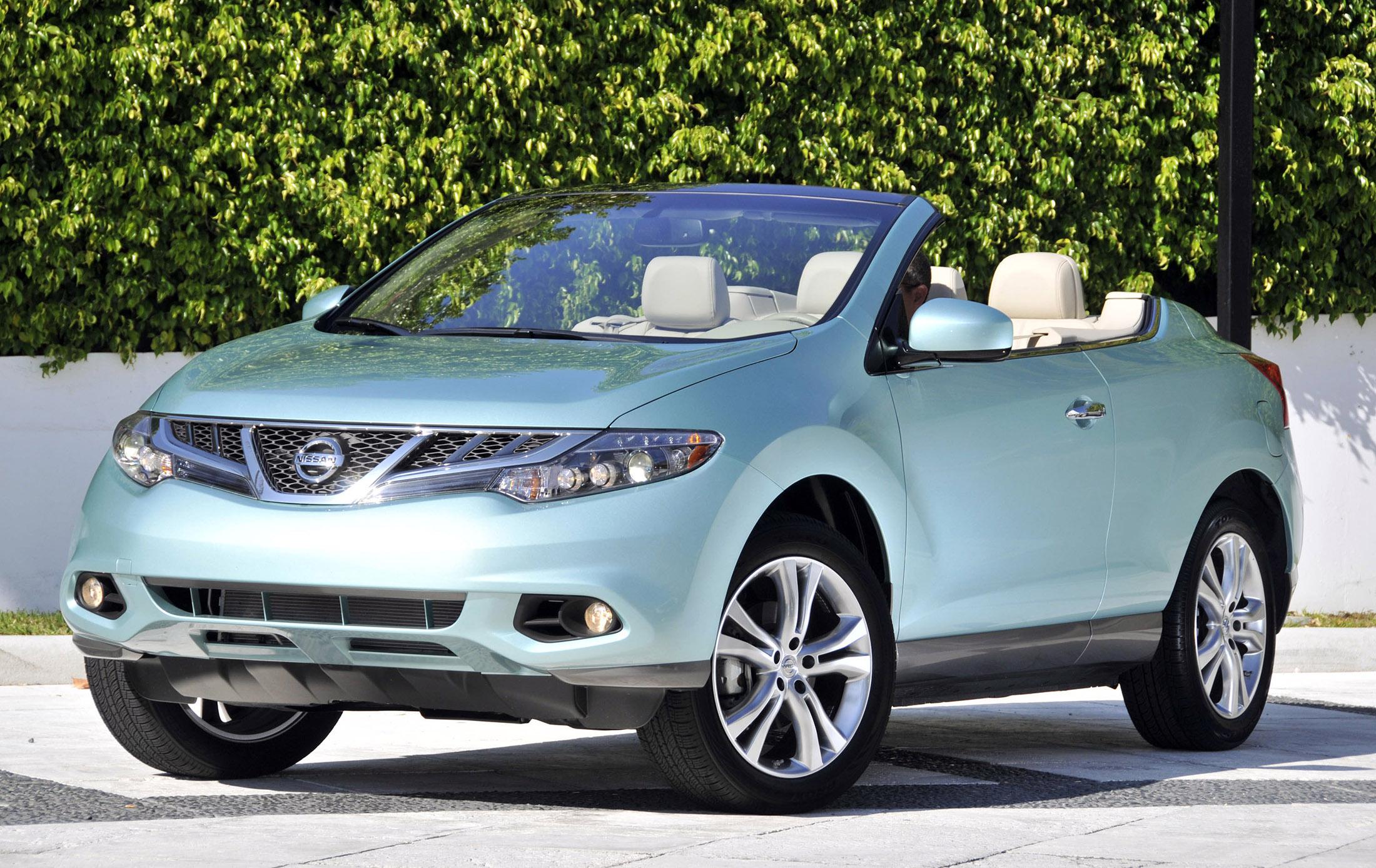 Nissan Murano CrossCabriolet 2010