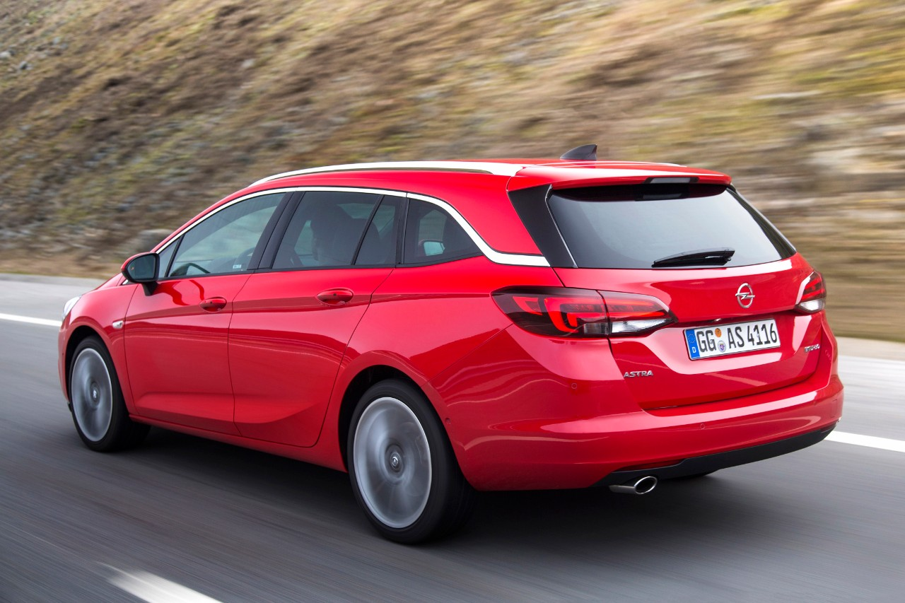 Opel Astra Sports Tourer 2018