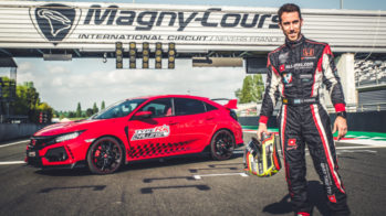 Type R Challenge 2018 Esteban Guerrieri Magny Cours