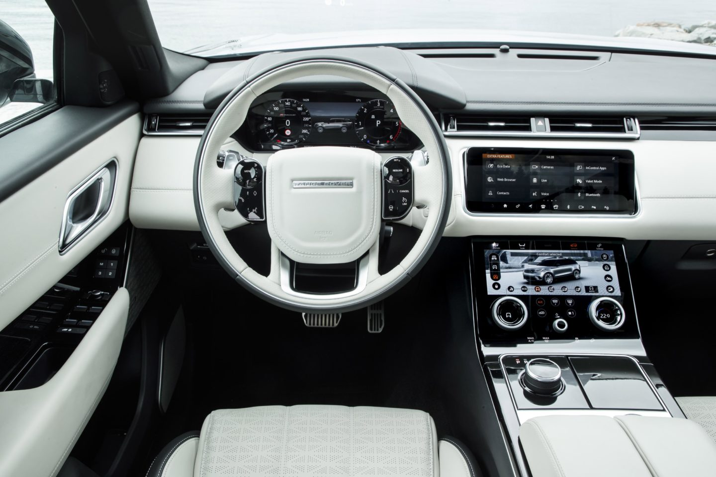Range Rover Velar Model Year 2019