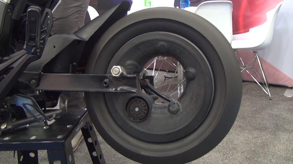 Roda moto elétrica 2018