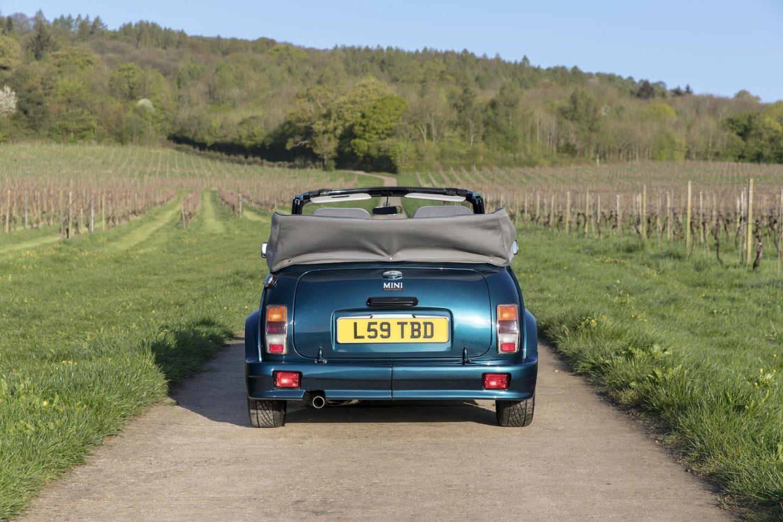 Rover Mini Cabriolet 1993
