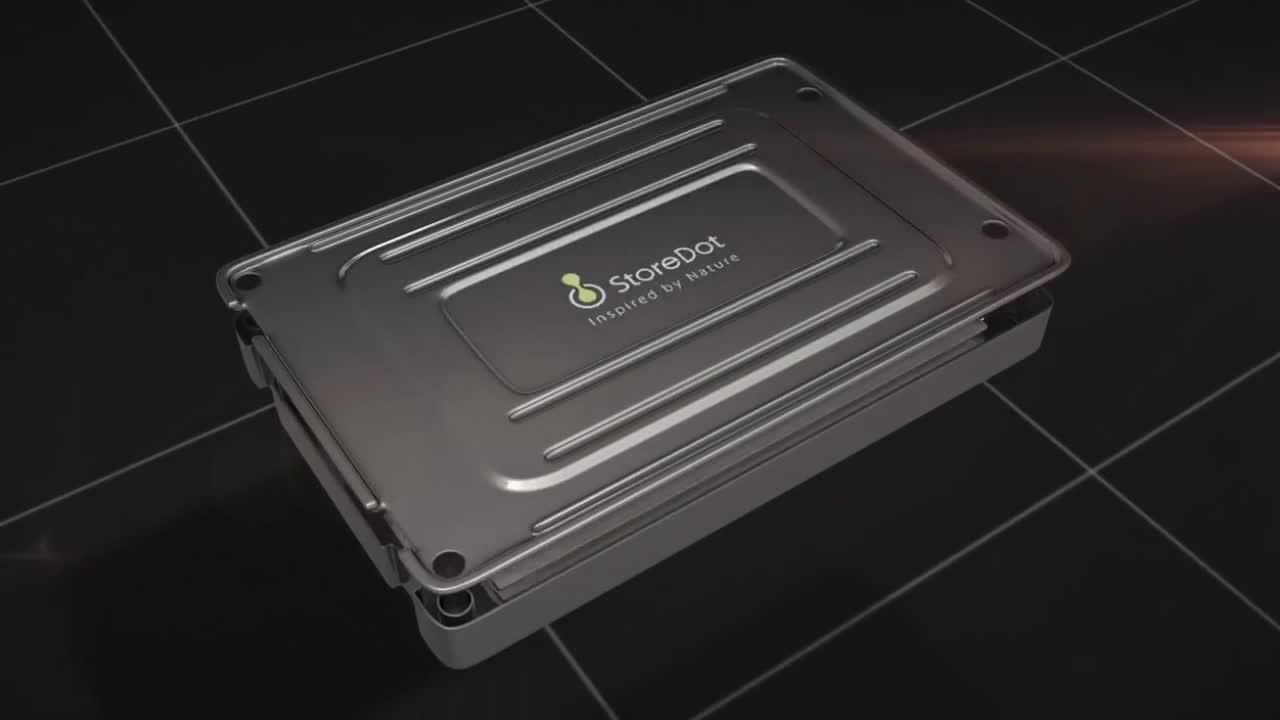 Bateria StoreDot 2018