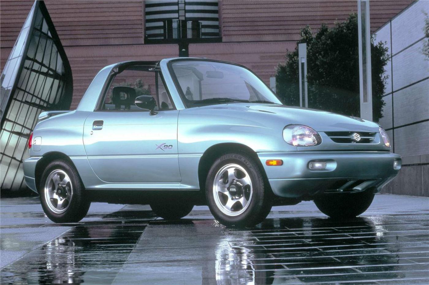Suzuki X90 1995