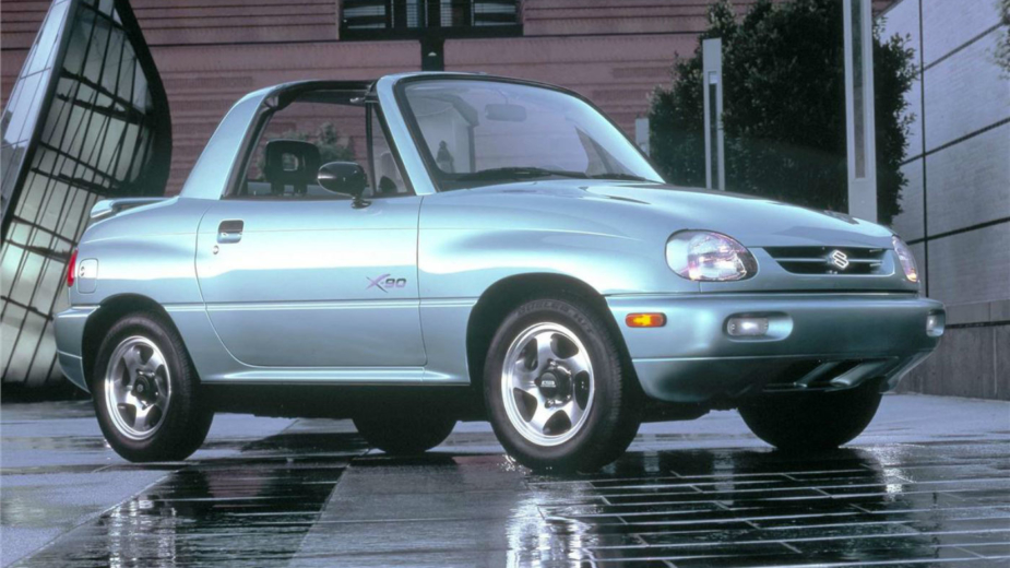 Suzuki Vitara X-9 1995
