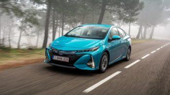 Toyota Prius Plug-In 2018