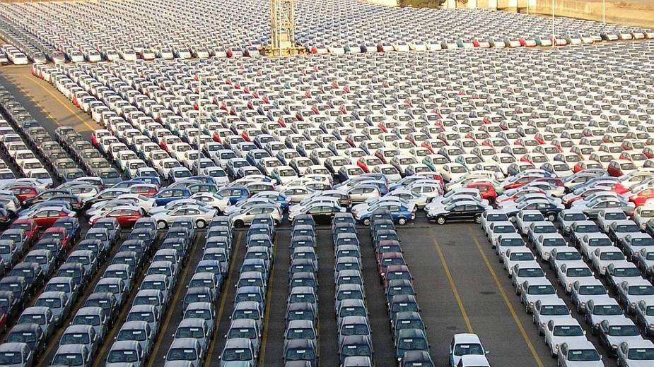 Vendas automóveis
