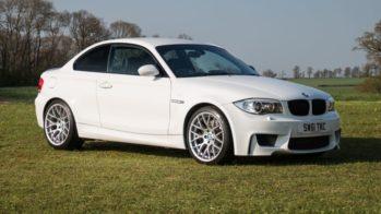 BMW 1M Coupé 2011