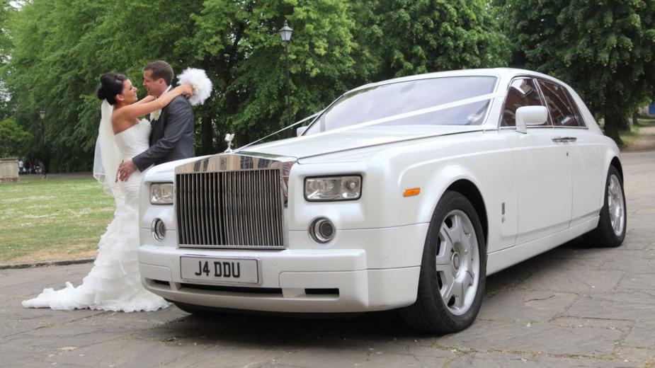 Rolls-Royce Phantom, carro para casamentos